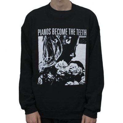 pianos-become-the-teeth - Faces | Sweatshirt