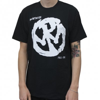 Pennywise full circle t shirt