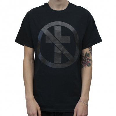 bad-religion - Monochrome Crossbuster Black | T-Shirt