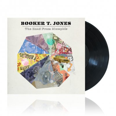 Booker T Jones - The Road From Memphis | Vinyl