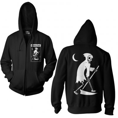 Senses Fail - Death Card | Zip-Hood