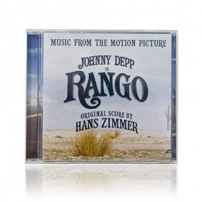 anti-records - Rango Motion Soundtrack | CD