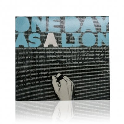 One Day As A Lion | CD-EP