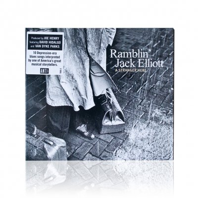 Ramblin Jack Elliott - A Stranger Here | CD