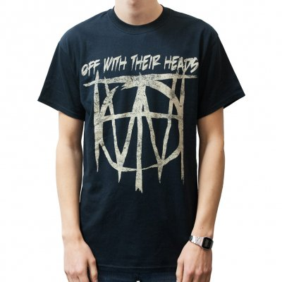 Off With Their Heads - Logo | T-Shirt