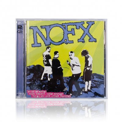 nofx - 45 or 46 Songs...| CD