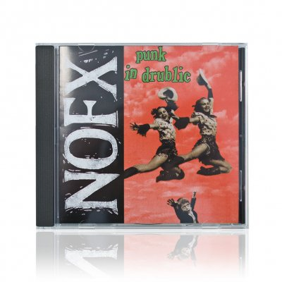 Punk In Drublic | CD