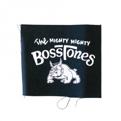 The Mighty Mighty Bosstones - Bulldog | Patch
