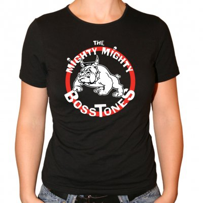 The Mighty Mighty Bosstones - Circle | Fitted Girl T-Shirt