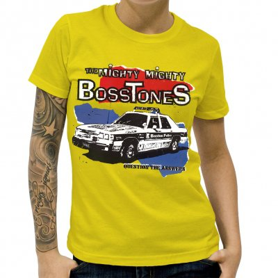 The Mighty Mighty Bosstones - Question | Fitted Girl T-Shirt
