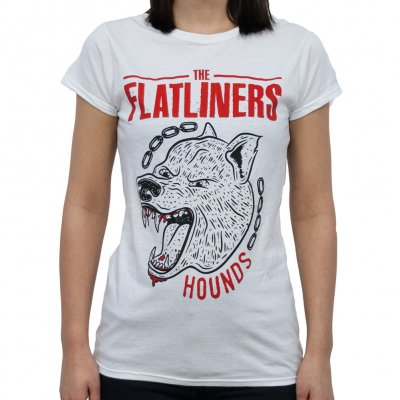 the-flatliners - Hounds | Fitted Girl T-Shirt