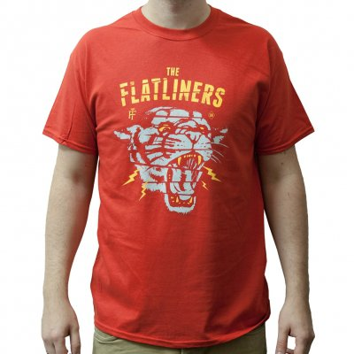 the-flatliners - Panterror | T-Shirt