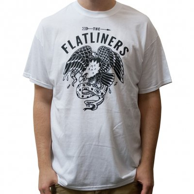 the-flatliners - Snake&Eagle | T-Shirt