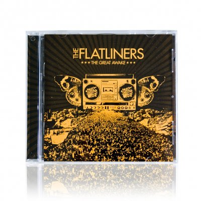 the-flatliners - The Great Awake | CD
