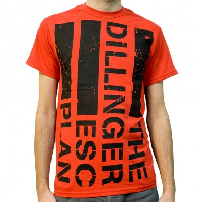 The Dillinger Escape Plan - Flag | T-Shirt