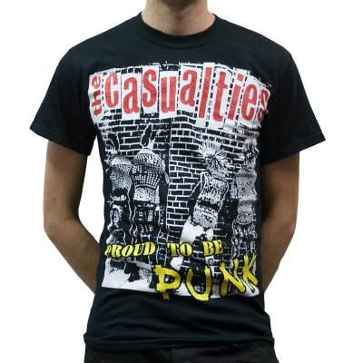 The Casualties - Proud To Be | T-Shirt