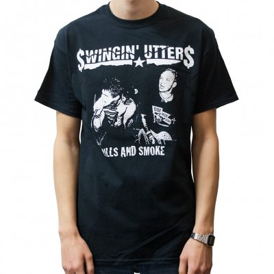 swingin-utters - Pills&Smoke | T-Shirt