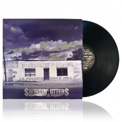 fat-wreck-chords - Swingin Utters | Black Vinyl
