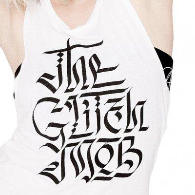 shop - Calligraphy | Girl Muscle Shirt