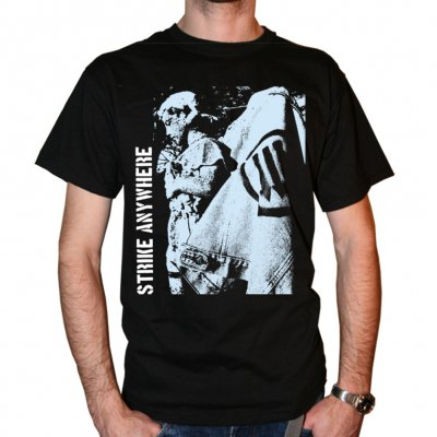 Strike Anywhere - Hollywood Cemetary | T-Shirt