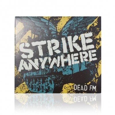 Strike Anywhere - Dead Fm | CD