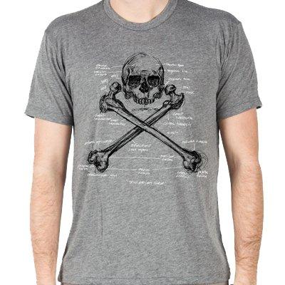 strhess - Skull & Femur | T-Shirt