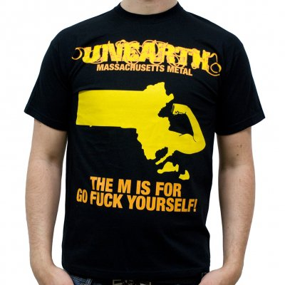 Unearth - The M Is For... | T-Shirt