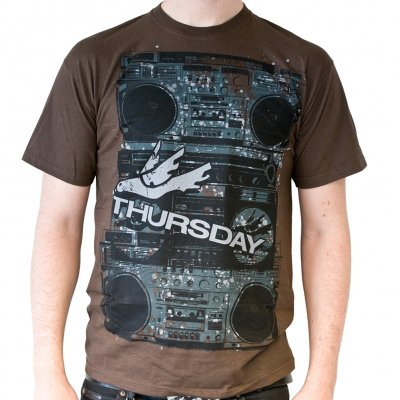 Thursday stereo t shirt