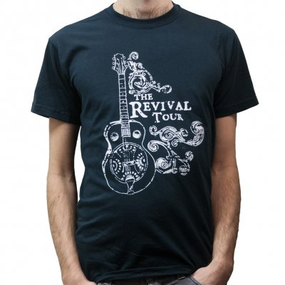Revival Tour - Sologuitar | T-Shirt