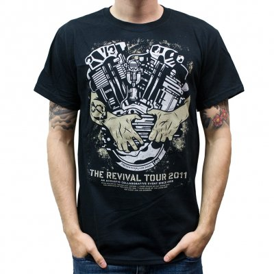 revival-tour - Engine Art | T-Shirt