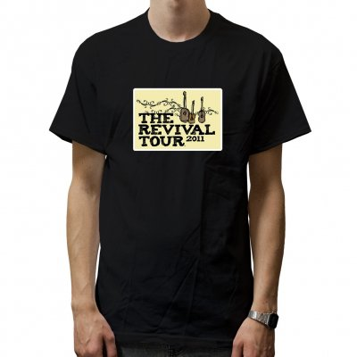 revival-tour - Revival Tour | T-Shirt