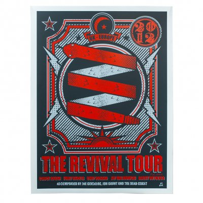 Revival Tour - Revival Tour (Tour 2012) |  Poster