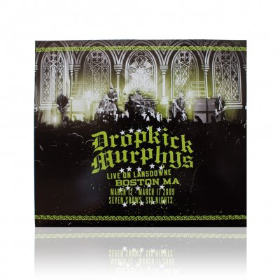 dropkick-murphys - Live On Lansdowne | CD/DVD