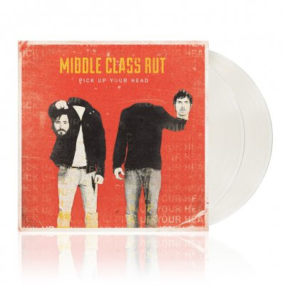 middle-class-rut - Pick Up Your Head | 2xWhite Vinyl