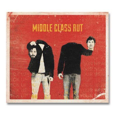middle-class-rut - Pick Up Your Head | CD