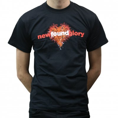 New Found Glory - Heart | T-Shirt
