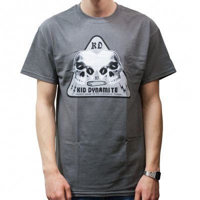 shirts-for-a-cure - Double Skull | T-Shirt