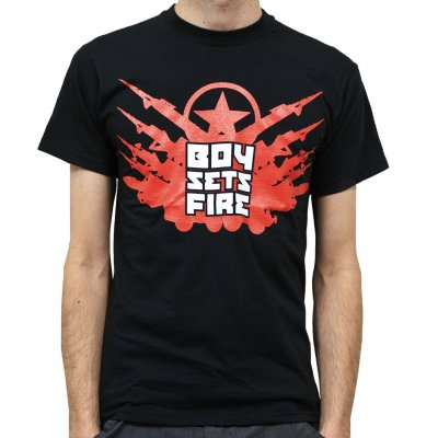 boysetsfire - Guns | T-Shirt