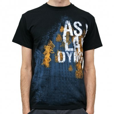 As I Lay Dying - Building On Fire | T-Shirt