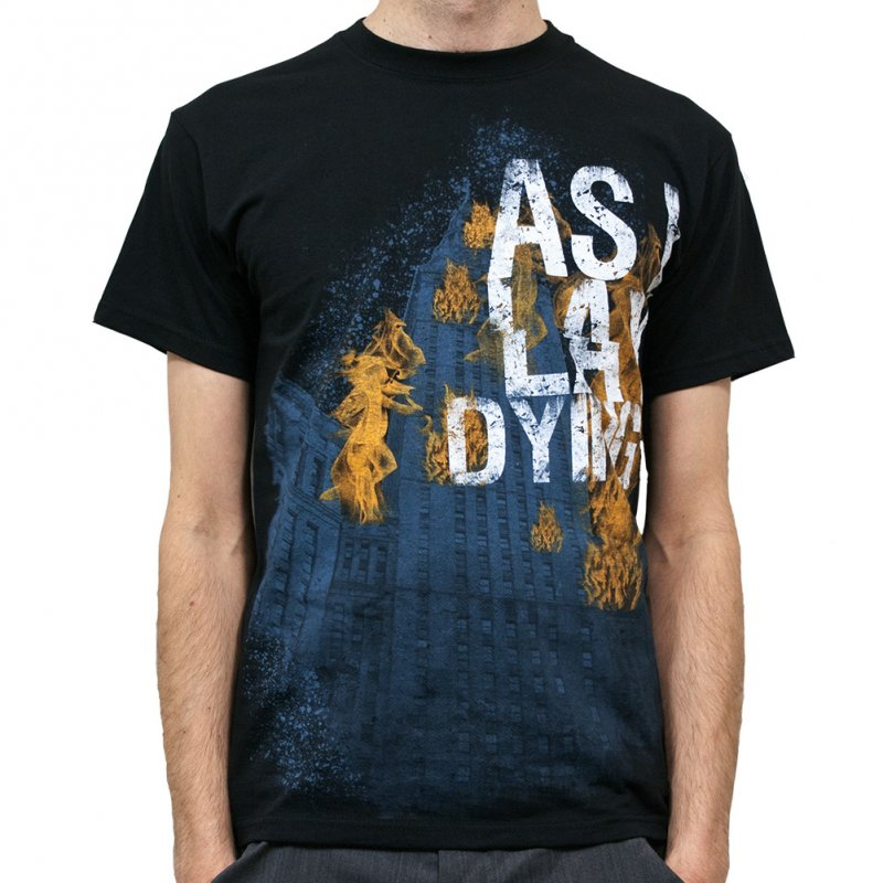 As I Lay Dying Shop The Shirts For A Cure Euuk Online Store