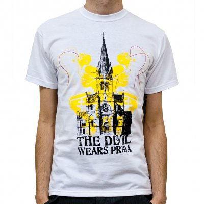 The Devil Wears Prada - Church | T-Shirt