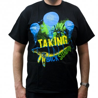 Taking Back Sunday - Hot Whale Balloon | T-Shirt