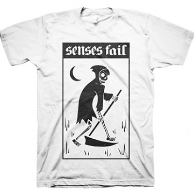 senses-fail - Death Card | T-Shirt
