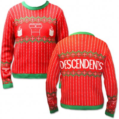 Descendents - 2014 Holiday | Knit Sweatshirt