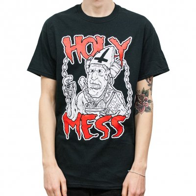the-holy-mess - Pope | T-Shirt
