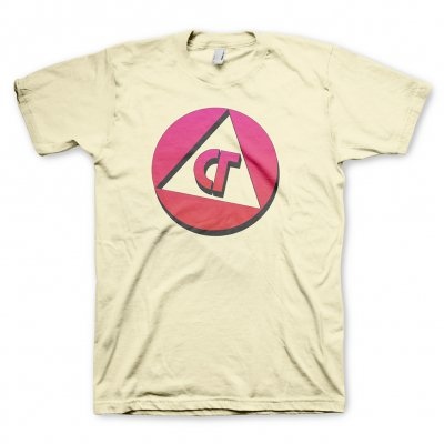 com-truise - CT Badge Natural | T-Shirt