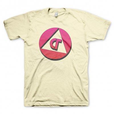 Com Truise - CT Badge Natural | T-Shirt