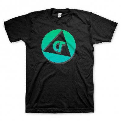 CT Badge Black | T-Shirt