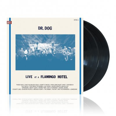 anti-records - Live At A Flamingo Hotel | 2xVinyl
