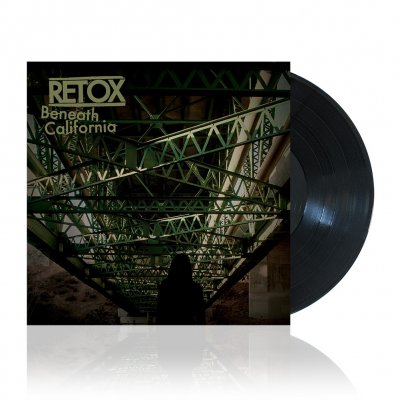 Retox - Beneath California | Vinyl